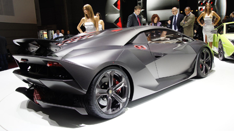 Sesto Elemento Lamborghini on But  Says Lambo   What The Figures Cannot Convey Is The Sesto Elemento