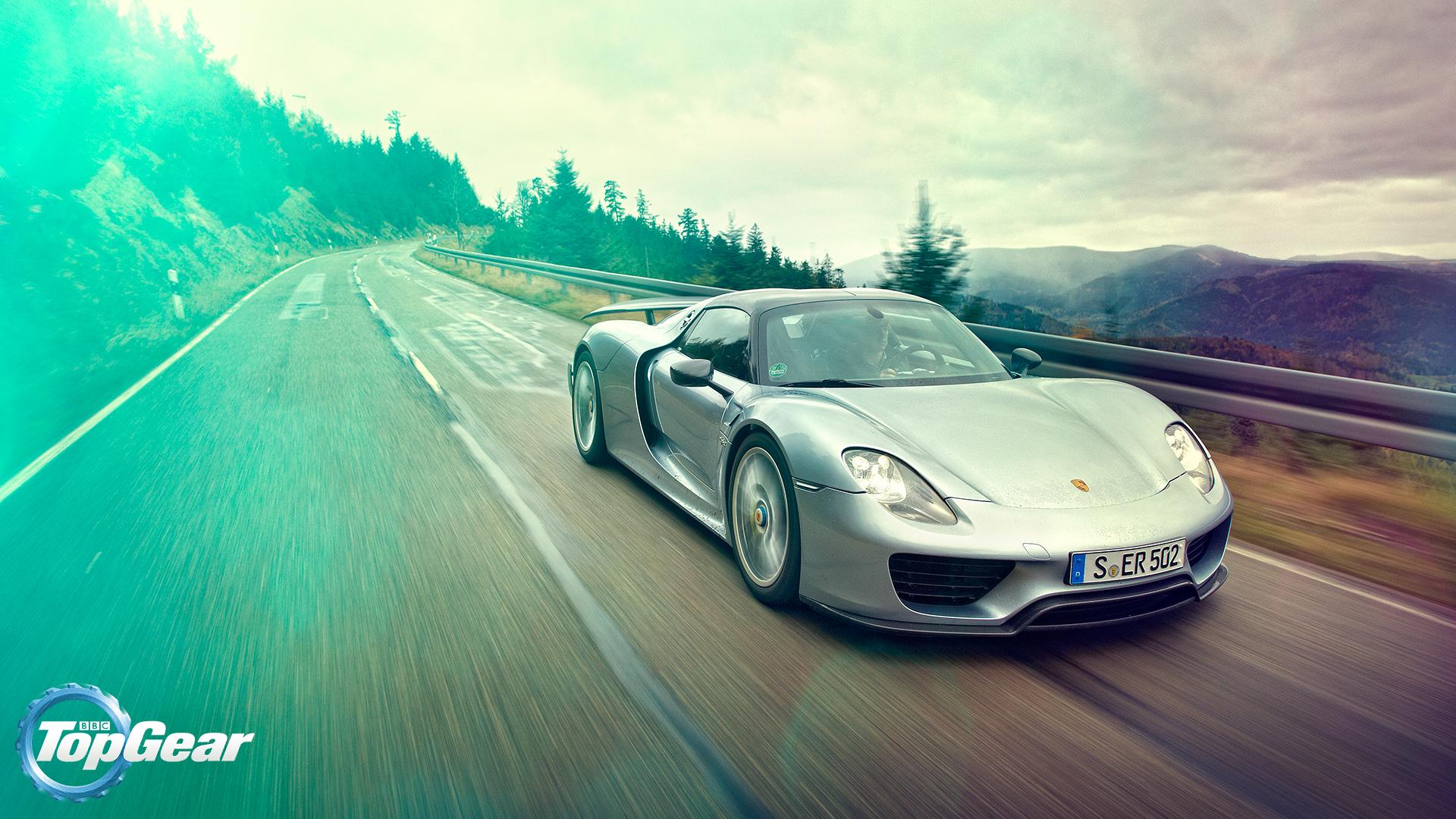 918Large1 Remarkable Porsche 918 Spyder Concept top Gear Cars Trend