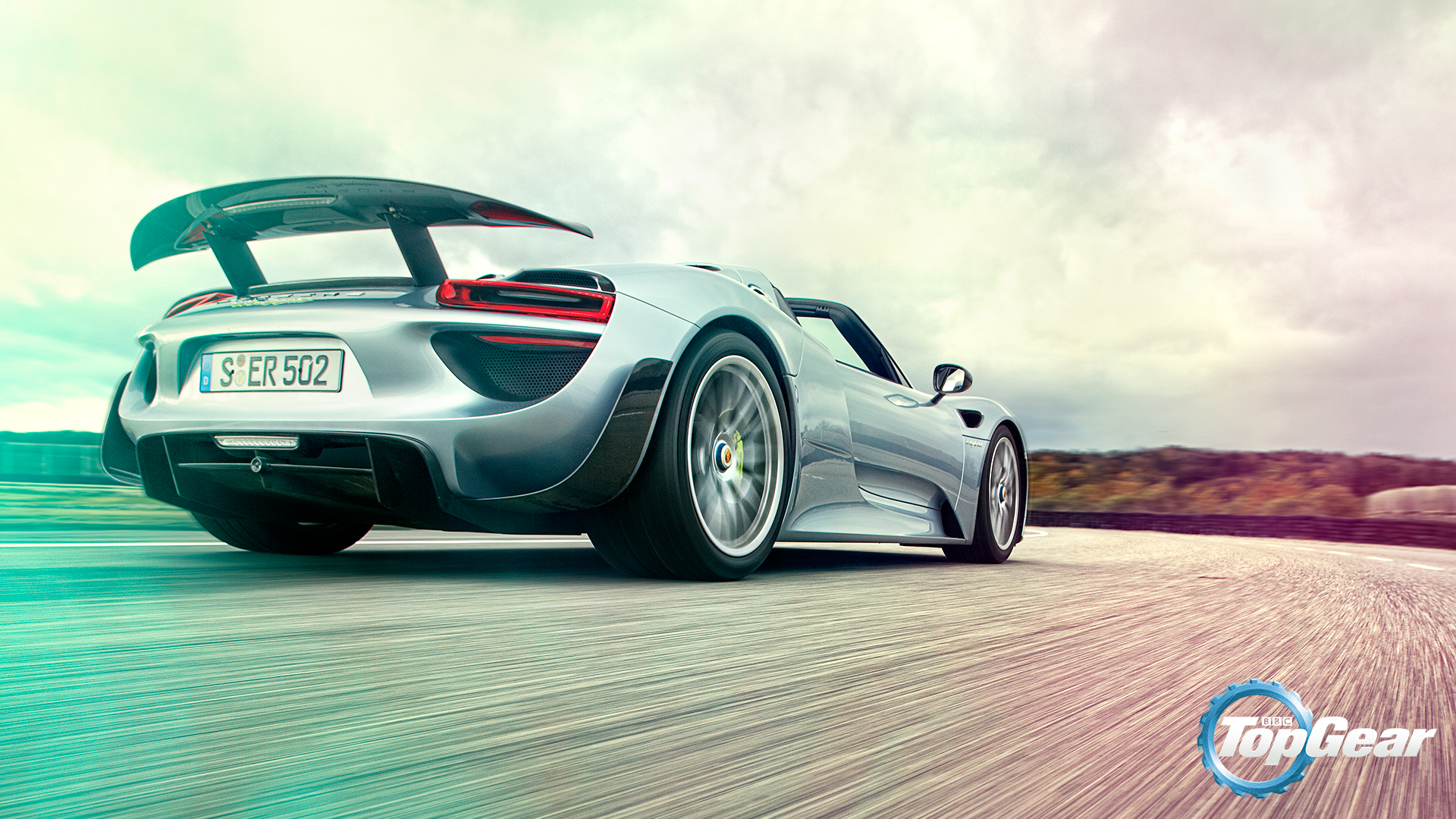 wallpapers the porsche 918 spyder bbc top gear. Black Bedroom Furniture Sets. Home Design Ideas