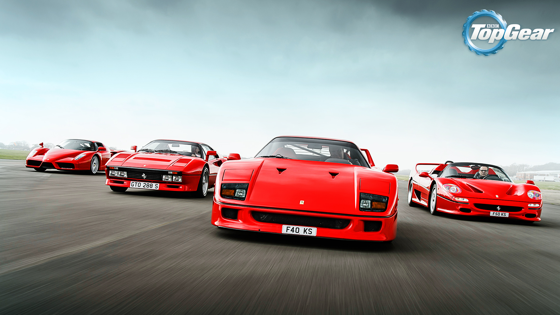 Wallpapers The Greatest Ferraris Ever Bbc Top Gear