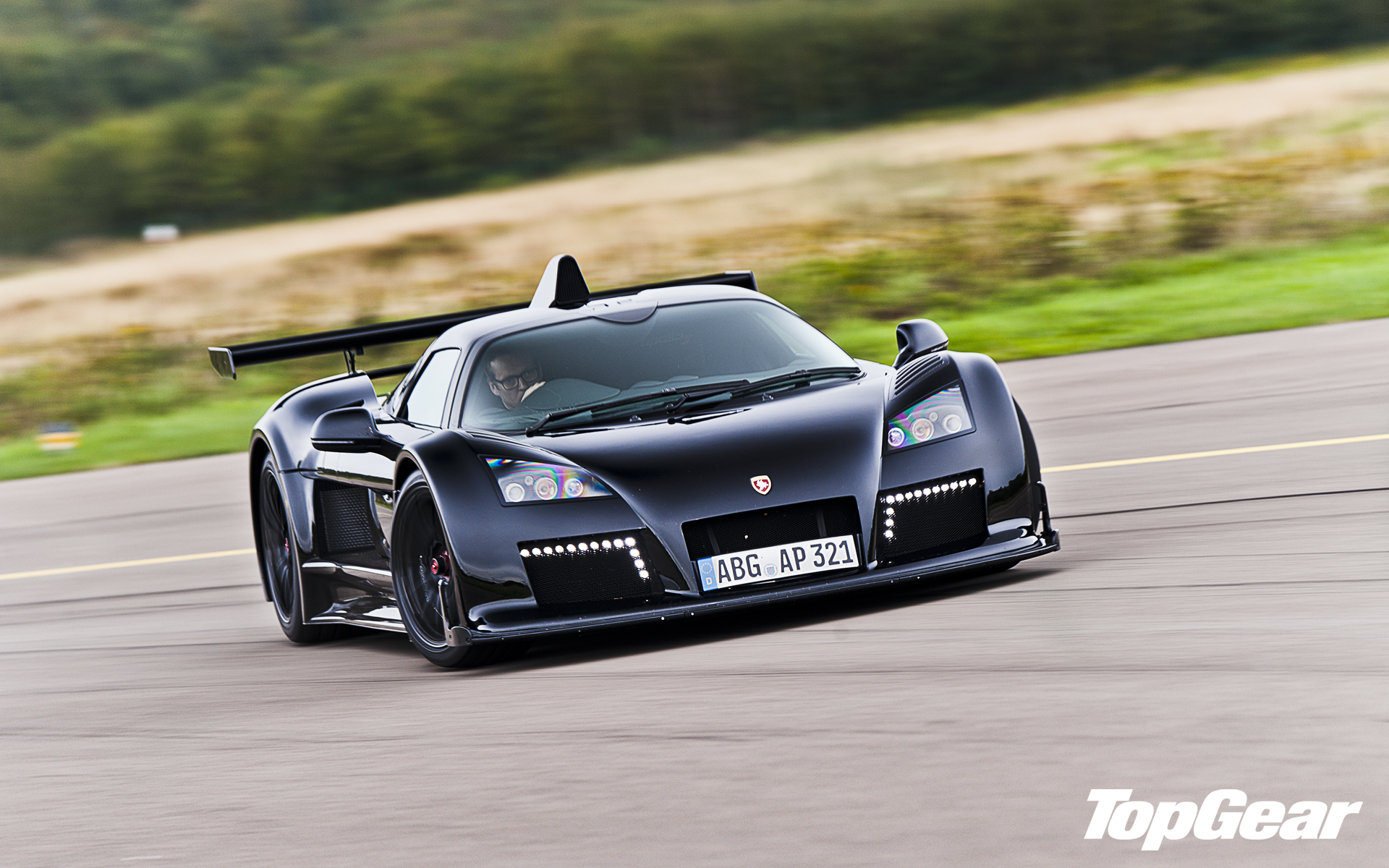 Gumpert Car News - BBC Top Gear Australia