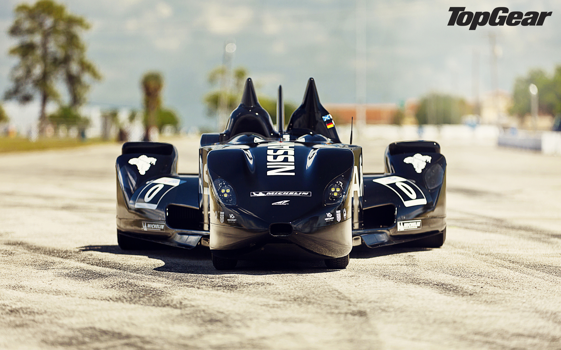 This week's wallpapers: Nissan DeltaWing - BBC Top Gear