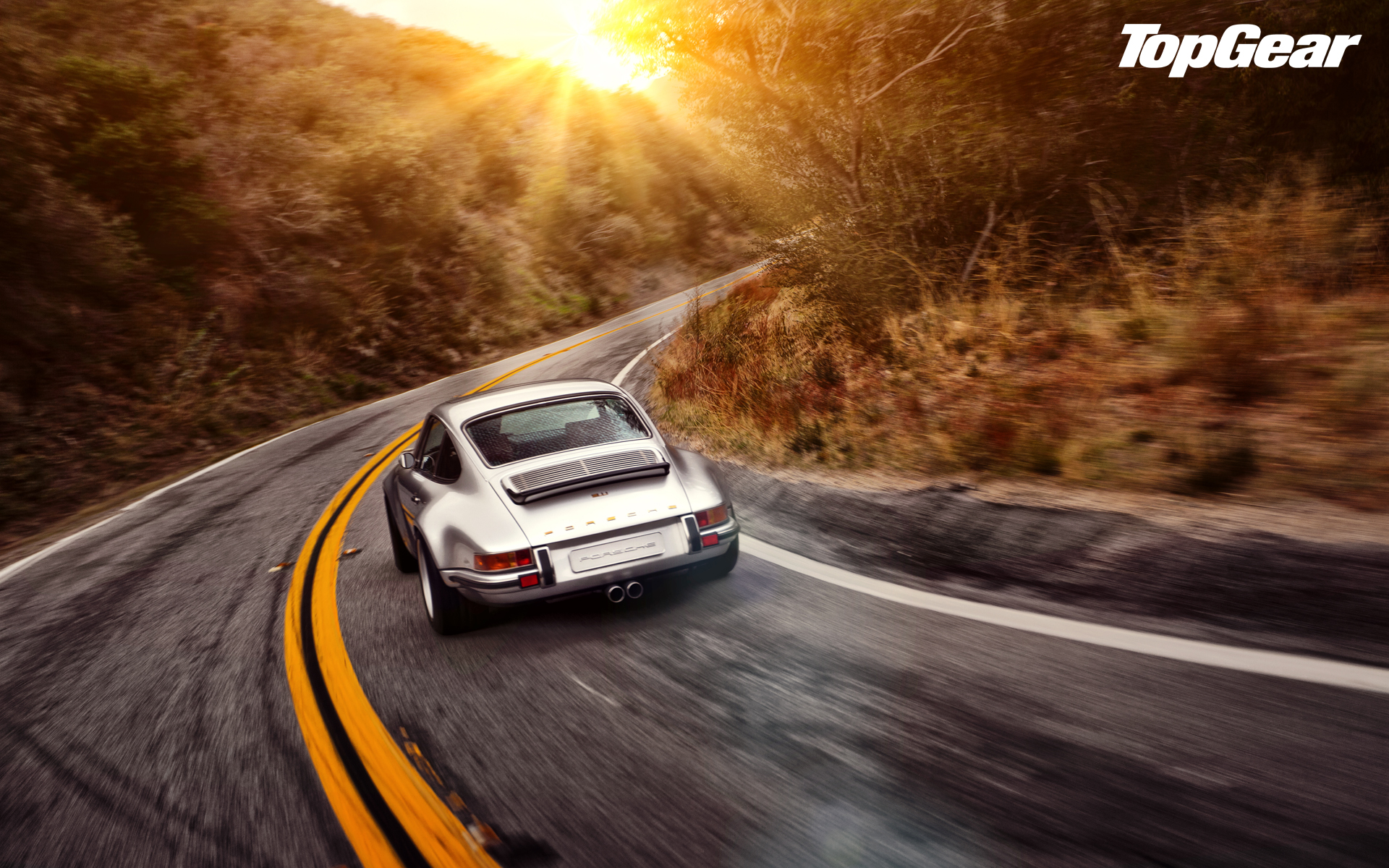This Week S Wallpapers The Glorious Singer 911 Bbc Top Gear